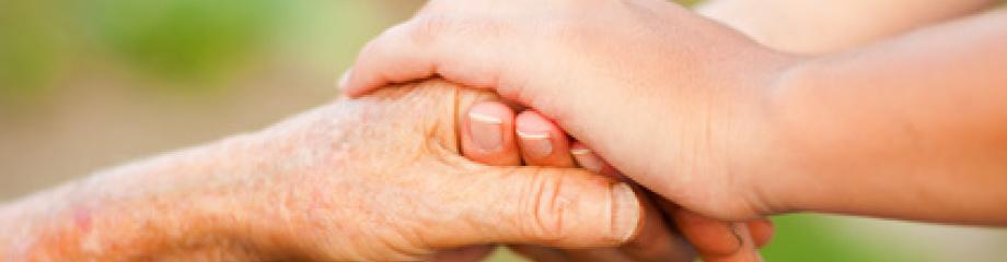 Seniorenbetreuung - Hand in Hand - Generationenbetreuung